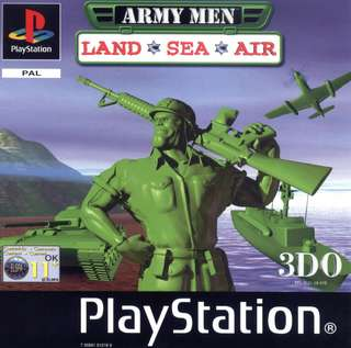 Army Men : Land Sea Air