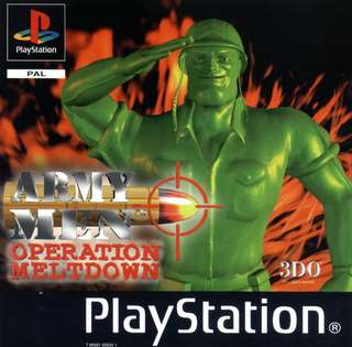 Army Men : Operation Meltdown