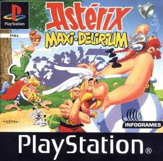 Astérix : Maxi-Delirium
