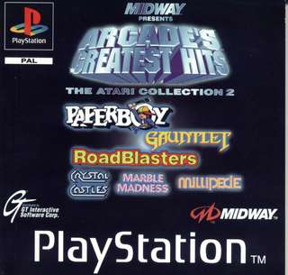 Arcade Greatest Hits : The Atari Collection 2