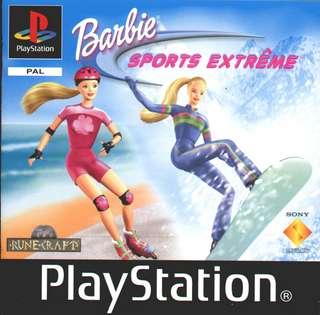 Barbie Sport Extreme