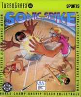 Sonic Spike : World Championship Beach Volleyball