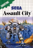Assault City : Version Joypad