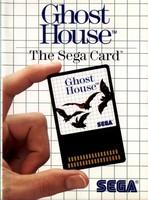 Ghost House : The Sega Card