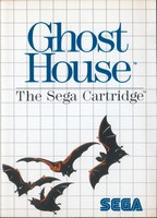 Ghost House : The Sega Cartridge