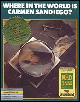 Where in the World is Carmen Santiago ?