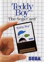 Teddy Boy : The Sega Card