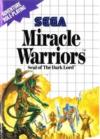 Miracle Warriors : Seal of the Dark Lord