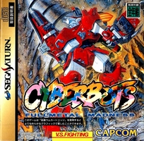 Cyberbots : Full Metal Madness