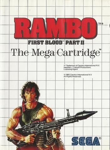 Rambo : First Blood Part II