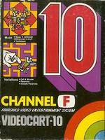 Videocart-10 : Maze, Jailbreak