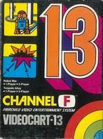 Videocart-13 : Robot War, Torpedo Alley