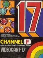 Videocart-17 : Pinball Challenge