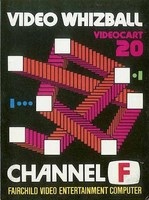 Videocart-20 : Video Whizball
