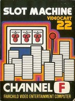 Videocart-22 : Slot Machine