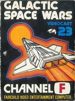 Videocart-23 : Galactic Space Wars