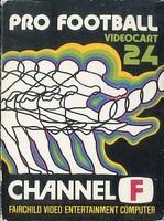 Videocart-24 : Pro Football