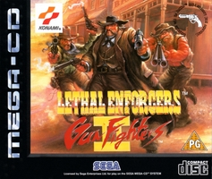 Lethal Enforcers II : Gun Fighters