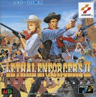 Lethal Enforcers II : The Western