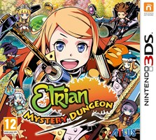 Etrian Mystery Dungeon