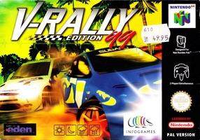 V-Rally : Edition 99
