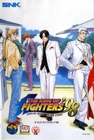 The King Of Fighters ' 98 : Dream Match Never Ends