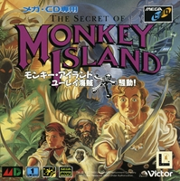 The Secret of Monkey Island : Ghost Pirate Mayhem !