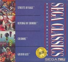 Sega Classics Arcade Collection & Sherlock Holmes : Consulting Detective