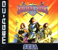 Shining Force : CD