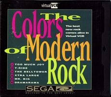Virtual VCR : The Colors of Modern Rock