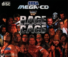 WWF : Rage in the Cage