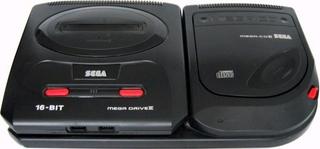 000.Mega-Cd II / SegaCD 2.000