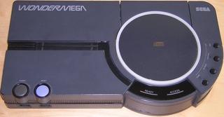 000.Wondermega : Modèle Sega.000