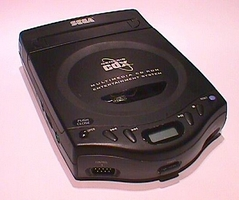 000.Sega Genesis CDX .000