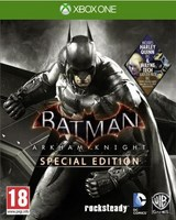 Batman : Arkham Knight Spécial Edition