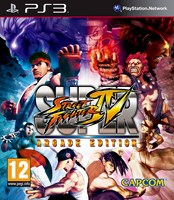 Super Street Fighter IV : Arcade Edition