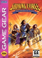 Shining Force : The Sword of Hajya