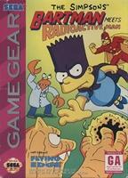 The Simpsons : Bartman Meets Radioactive Man