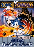 Sonic The Hedgehog : Spinball