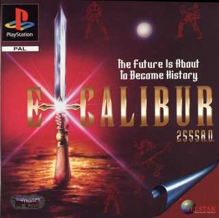 Excalibur 2555 A.D
