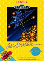 Air Buster : Trouble Specialty Raid Unit