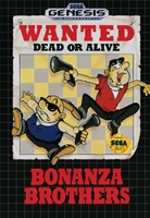 Bonanzo Brothers : Wanted Dead or Alive