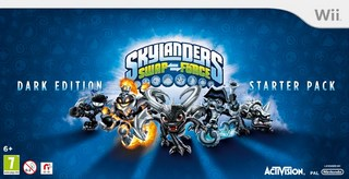 Skylanders Swap Force : Dark Edition Starter Pack