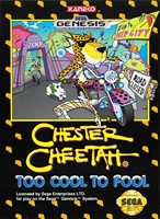 Chester Cheetah : Too Cool to Fool