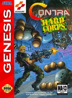 Contra : Hard Corps