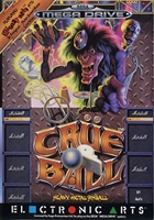 Crüe Ball : Heavy Metal Pinball