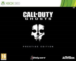 Call of Duty : Ghosts Prestige Edition