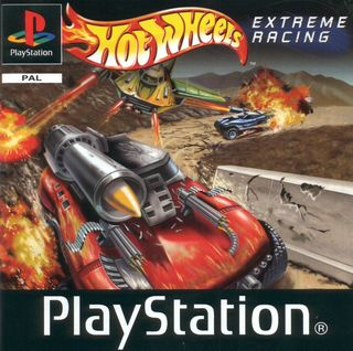 Hot Wheels : Extreme Racing