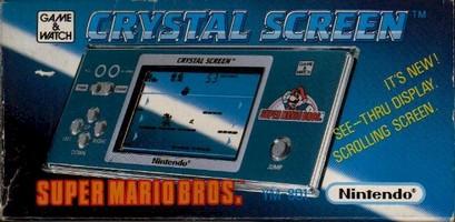 Super Mario Bros. - Crystal Screen