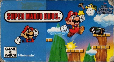 Super Mario Bros. - New Wide Screen